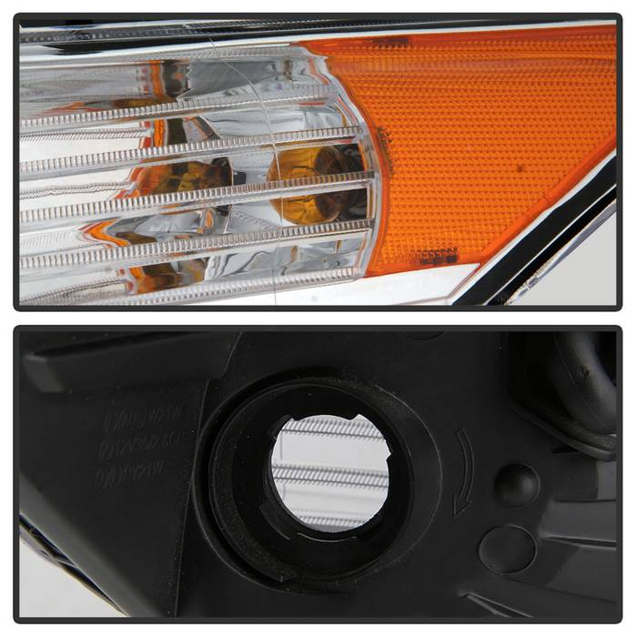 [HID Type] 2009-2014 Acura TSX LED DRL Light Tube