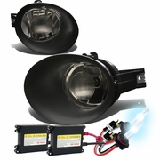 HID Xenon + 02-09 Dodge RAM / 04-06 Durango Factory Style Fog Lights - Smoked