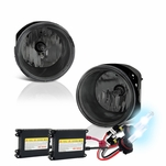 HID Xenon + 05-10 Chrysler 300C / Caliber Factory Style Fog Lights - Smoked
