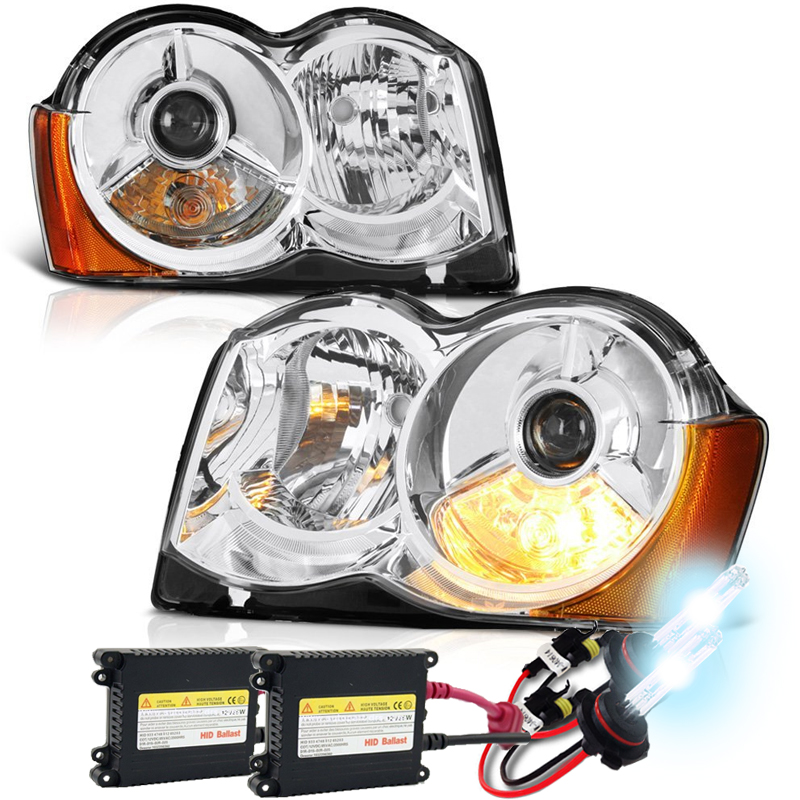 Jeep Compass Clear Halogen Xenon HID Parking Beam Side Light Bulbs