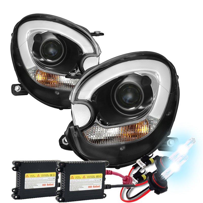 Hid Xenon 2011 16 Mini Cooper Countryman Led Tube Projector