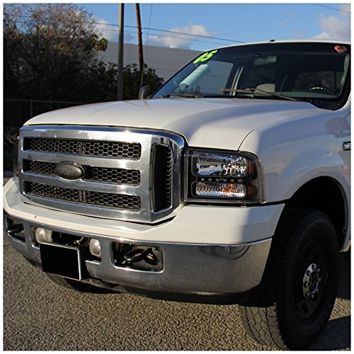 99 F350 Headlights >> Hid Xenon 99 04 Ford F250 F350 Superduty Led Crystal