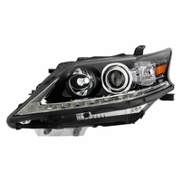 [HID/Xenon Non-AFS] 2013-2015 Lexus RX350 RX450h Projector LED DRL Headlight Driver Side