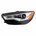 [HID/Xenon w/o AFS Model] 2012-2015 Audi A6 S6 LED DRL Projector Headlight Driver Side