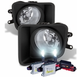 HID Combo Winjet 2014-2015 Toyota Trundra Fog Lights - Clear [Wiring Kit Included]