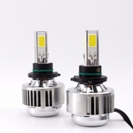 60W 3-Sided 6000K LED Headlights Conversion Kit