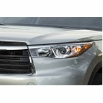 Toyota Highlander OE-Style Replacement Crystal Headlights