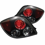 Hyundai Tiburon 03-06 Altezza Tail Lights - Black ALT-YD-HYT03-BK By Spyder