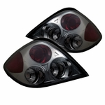 Hyundai Tiburon 03-06 Altezza Tail Lights - Smoked ALT-YD-HYT03-SM By Spyder