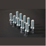 Ichiba Racing Extended Wheel Studs / Bolts For All Mercedes Benz 40MM Tapered Seat 12X1.5