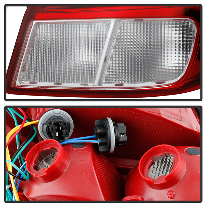FOR 2013-2017 CHEVY TRAX REAR TAIL LIGHT RIGHT PASSENGER SIDE