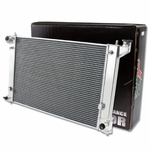 J2 05-12 SCION tC/TOYOTA ZELAS 2AZ 2-ROW POLISHED FULL ALUMINUM RACING RADIATOR