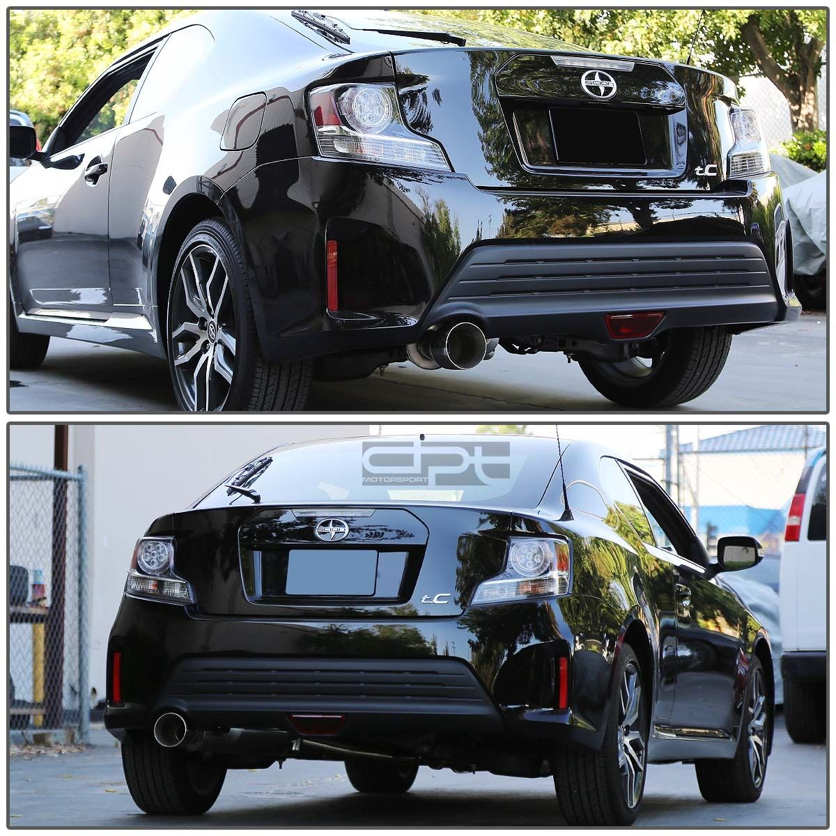J2 2011 2014 Scion Tc Hi Power Performance Catback Exhaust