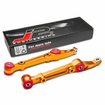 J2 Engineering 92-00 Honda Civic Del Sol CRX / Acura Integra Aluminum Front Lower Control Arm With Bushing - Gold