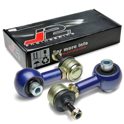 J2 Engineering Rear Ball Bearing Sway Bar / Arm End Link For Subaru BRZ & Impreza - Blue
