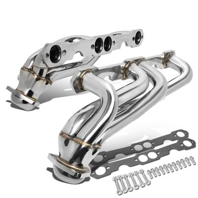 J2 For 88-99 Chevy/GMC C/K Stainless Shorty Exhaust Header Manifold