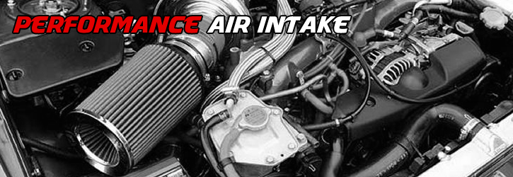 Jeep Performance Air Intake System