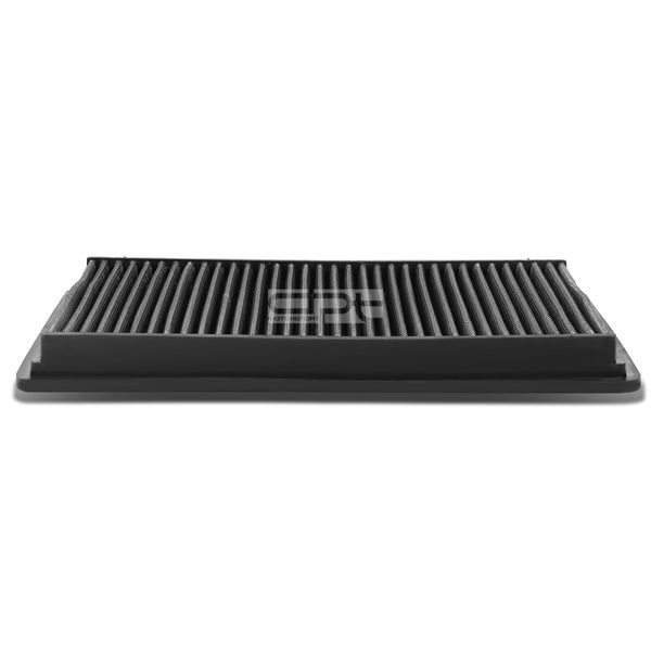 Jeep Commander / Grand Cherokee Reusable & Washable Replacement High Flow Drop-in Air Filter (Silver)