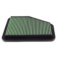 Lexus GS300 / GS430 / GS450h / SC430 Reusable & Washable Replacement Engine High Flow Drop-in Air Filter (Green)