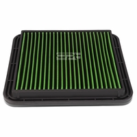 Lexus GS300 / IS300 Reusable & Washable Replacement High Flow Air Filter (Green)