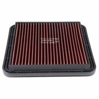 Lexus GS300 / IS300 Reusable & Washable Replacement High Flow Air Filter (Red)