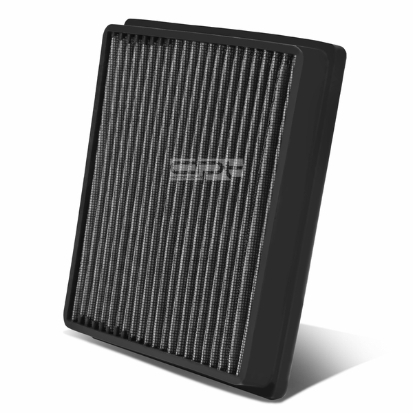 Lexus LX570 / Toyota Land Cruiser Reusable & Washable Replacement High Flow Drop-in Air Filter (Silver)