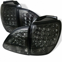 Lexus Rx300 01-03 LED Altezza Tail Lights - Smoked