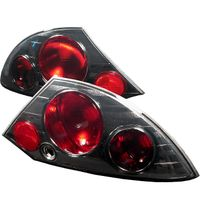 Mitsubishi Eclipse 00-02 Altezza Tail Lights - Smoked ALT-YD-ME00-SM By Spyder