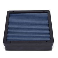 Mitsubishi Lancer / Mirage / Outlander Reusable & Washable Replacement Engine High Flow Drop-in Air Filter (Blue)