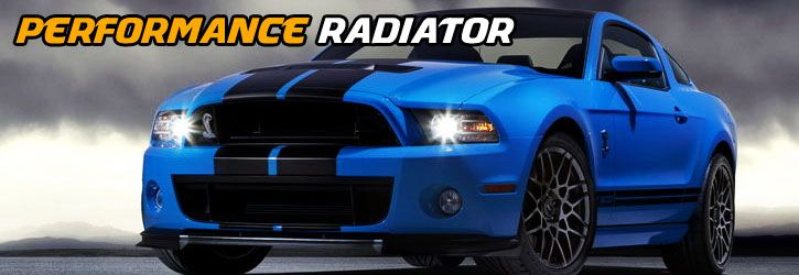 Dodge Neon OEM Replacement / Performance Cooling Aluminum Radiator