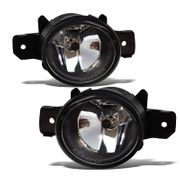 Nissan Altima Maxima Sentra Replacement Front Bumper Fog Lights - Clear