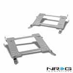 NRG 00-05 Mitsubishi Eclipse Tensile Stainless Steel Racing Seat Mounting Bracket (Left & Right) - 3rd Gen