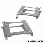 NRG 03-08 Nissan 350Z Tensile Stainless Steel Racing Seat Mounting Bracket (Left & Right) - Fairlady Z33