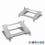 NRG 05-14 Ford Mustang Tensile Stainless Steel Racing Seat Mounting Bracket (Left & Right) - 5th Gen