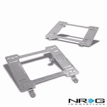 NRG 82-92 Pontica Firebird Tensile Stainless Steel Racing Seat Mounting Bracket (Left & Right) - 3rd Gen