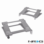 NRG 89-98 Nissan 240SX Tensile Stainless Steel Racing Seat Mounting Bracket (Left & Right) - S13 S14