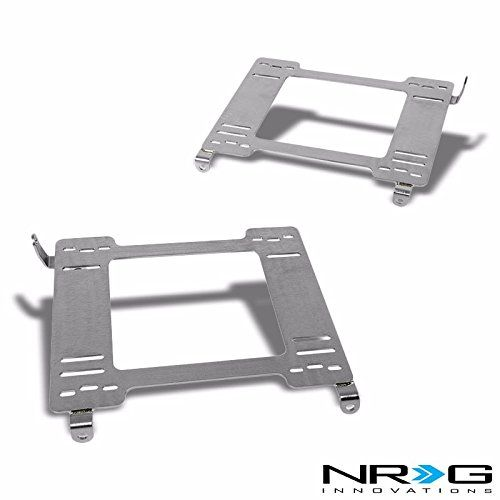 NRG 90-99 Toyota MR2 Tensile Stainless Steel Racing Seat Mounting Bracket (Left & Right) - W20 SW20