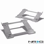 NRG 92-99 BMW E36 3-Series Tensile Stainless Steel Racing Seat Mounting Bracket (Left & Right)