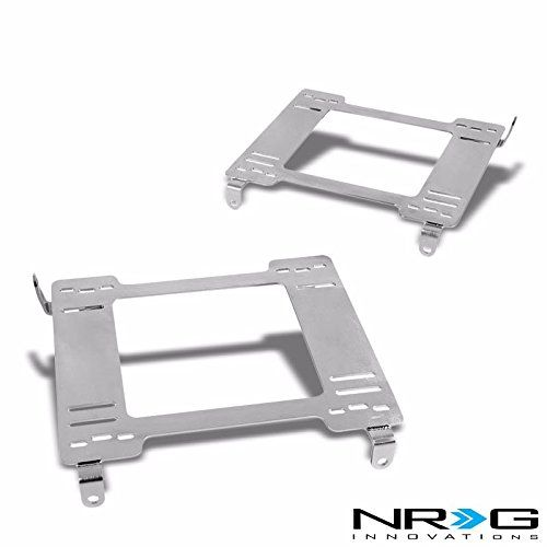 NRG 95-05 Dodge Neon Tensile Stainless Steel Racing Seat Mounting Bracket (Left & Right)