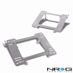 NRG 97-06 Jeep Wrangler Tensile Stainless Steel Racing Seat Mounting Bracket (Left & Right) - TJ