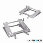 NRG 99-04 Ford Mustang Tensile Stainless Steel Racing Seat Mounting Bracket (Left & Right) - 4th Gen