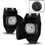 [OE Switches] 11-16 Ford F250 F350 F450 F550 Superduty Front Fog Lights Kit