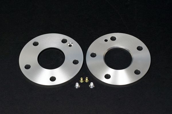 Porsche Cayenne ICHIBA Wheel Spacers Version I 7mm