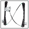 Power Window Regulator Front Driver Side Left LH for 00-02 Lincoln LS S-Type