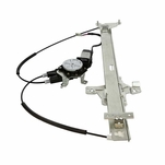 Power Window Regulator w/ Motor Front Driver Side Left LF for Ford Econoline