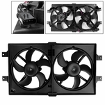 Radiator Cooling Fan+Motor 99-04 Chrysler 300M Concorde Dodge Intrepid