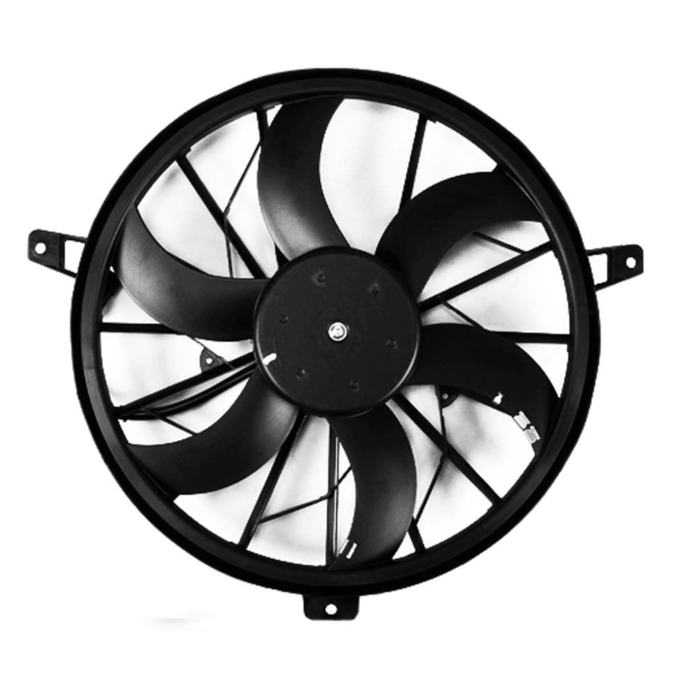 Radiator Cooling Fan Motor Embly For 99 03 Jeep Grand Cherokee Click To Enlarge