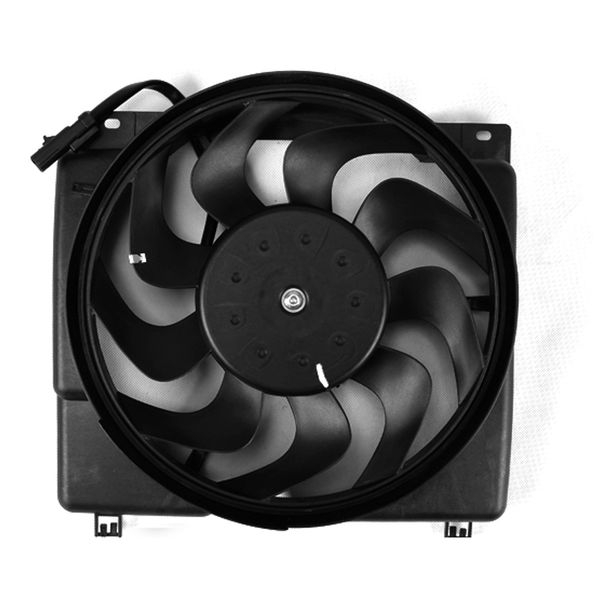 Radiator Cooling Fan & Motor w/ 10 Blades NEW for 97-01 Cherokee 4.0L I6