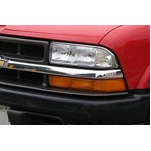 98-04 Chevy S10 Pickup Euro Projector Headlights