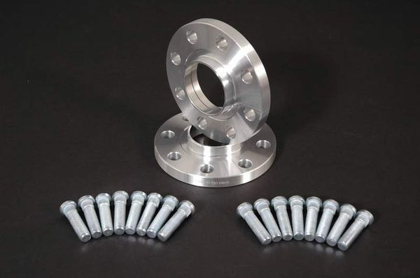 ICHIBA V1 20mm Hub Centric Rim / Wheel Spacers 5x100 54.1mm 12x1.5 Toyota w/ Studs